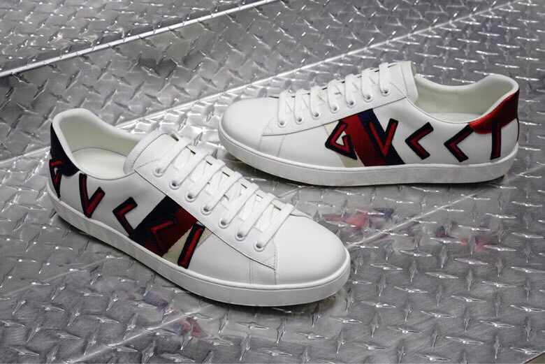 giầy thể thao gucci m38