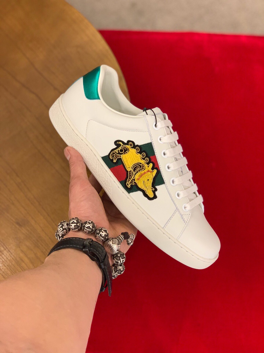 giầy thể thao gucci m48